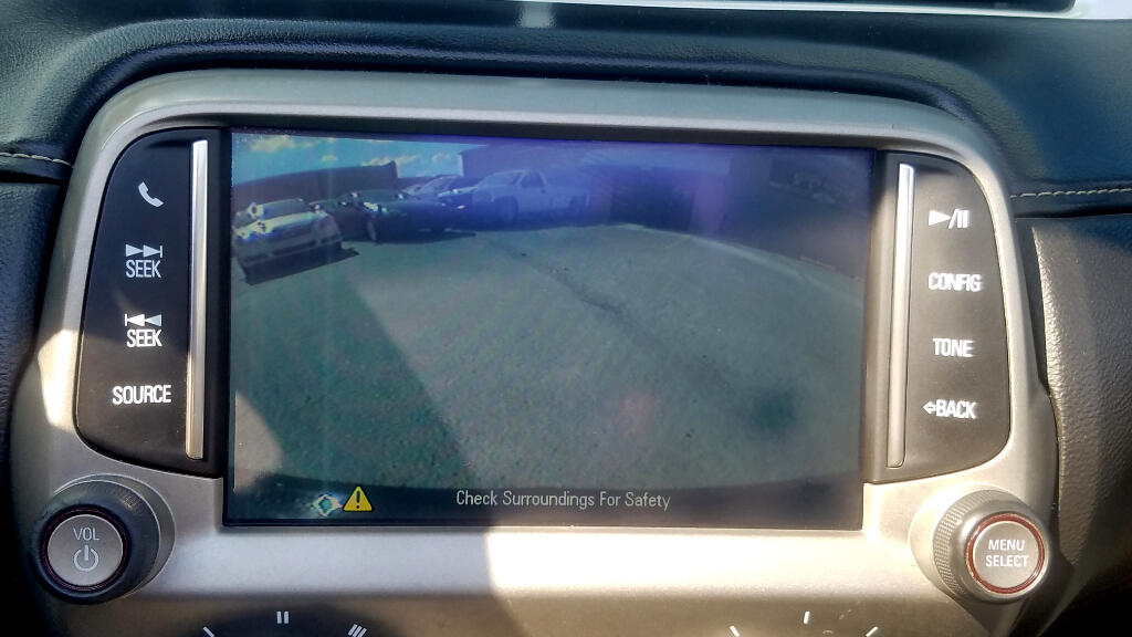2013 Chevrolet Camaro 2dr Conv LT w/1LT