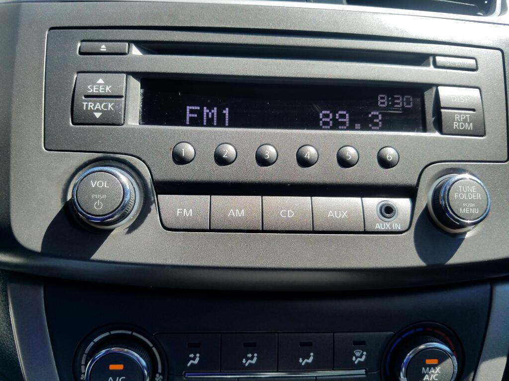 2013 Nissan Sentra 4dr Sdn I4 CVT SV