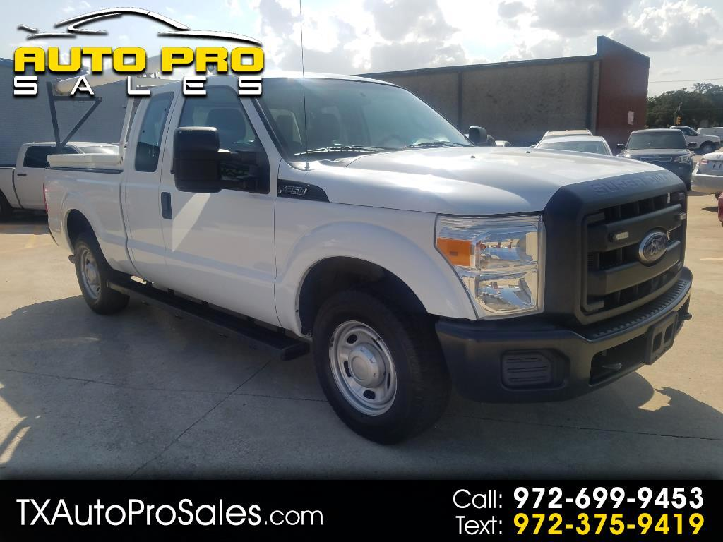 "2013 Ford Super Duty F-250 SRW 2WD SuperCab 142"" XL"