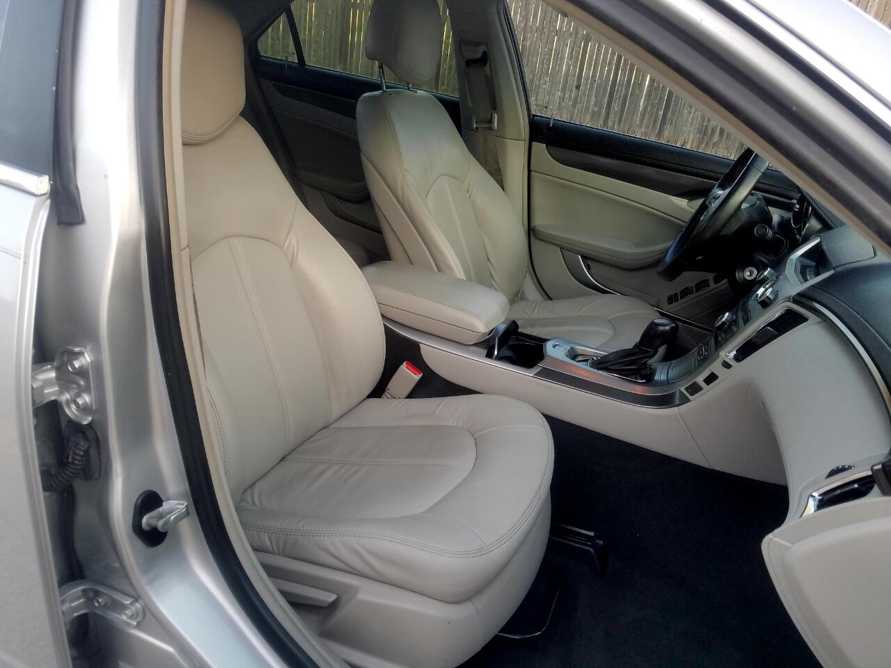 2012 Cadillac CTS Sedan 4dr Sdn 3.0L RWD
