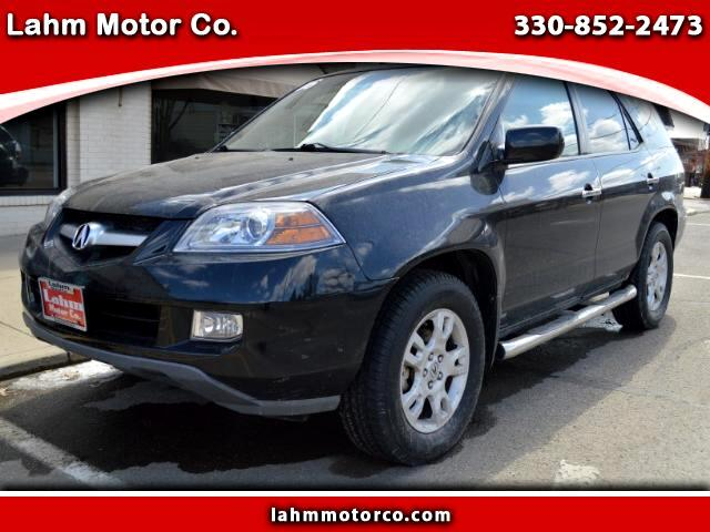 2006 Acura MDX 4dr SUV Touring Pkg w/Navigation
