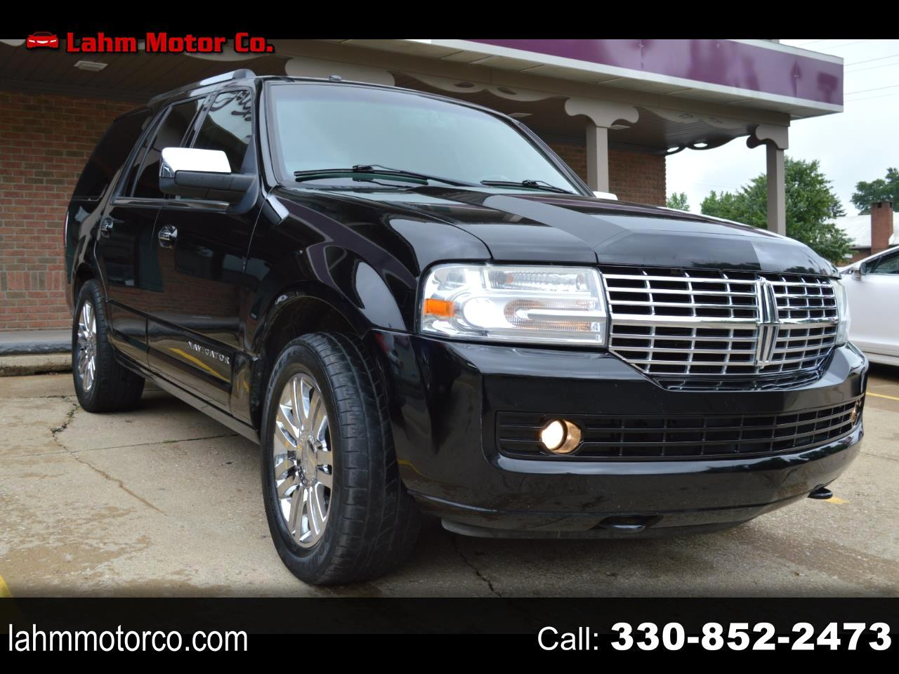 Lincoln Navigator 4WD Ultimate 2007