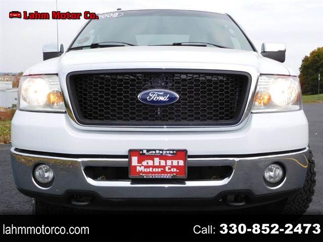 Ford F-150 XLT 4WD 2008