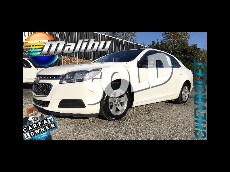 2015 Chevrolet Malibu 4dr Sdn LS