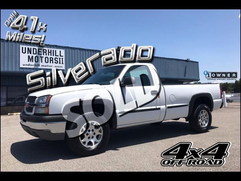 2003 Chevrolet Silverado 1500 Long Bed 4WD