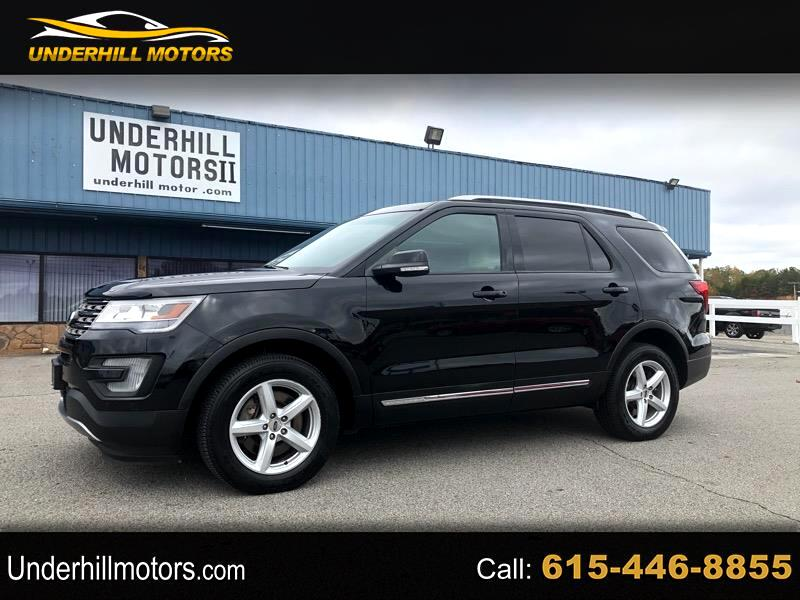 Used 2016 Ford Explorer 4dr 112 Wb Limited 4wd For Sale In