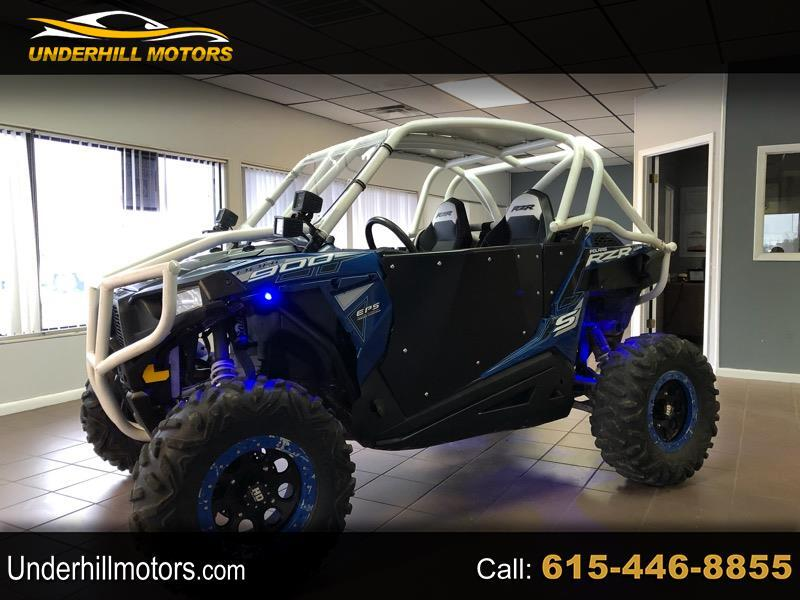Polaris RZR 900XP EPS  2016