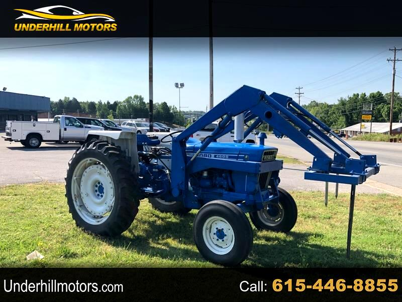 Used 2020 Ford Tractor For Sale In Dickson Tn 37055 Underhill Motors