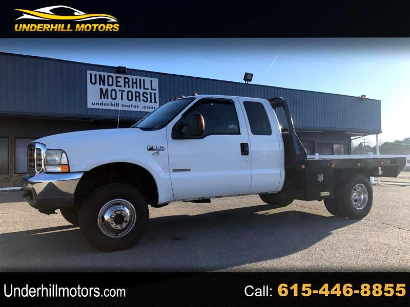 Ford F-350 SD XL SuperCab Long Bed 4WD DRW 2004