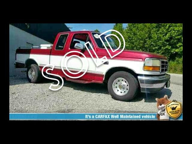 1995 Ford F-150 XL SuperCab 2WD