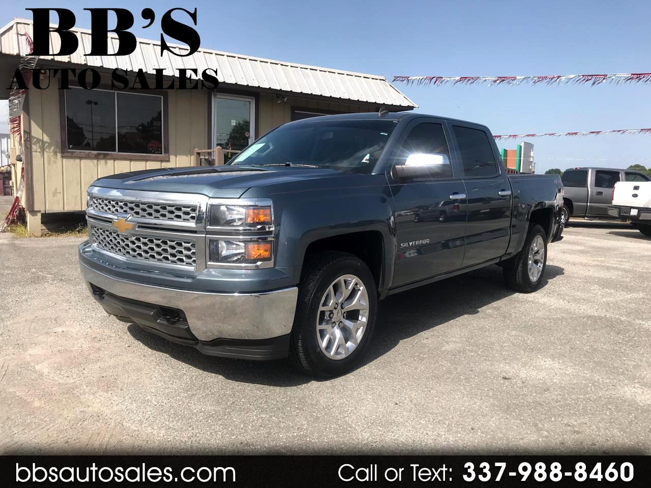 2014 Chevrolet Silverado 1500 2LT Crew Cab 4WD