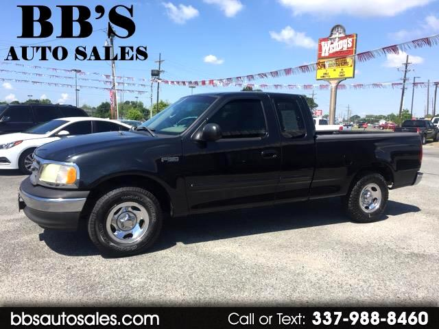 2003 Ford F-150 2WD SuperCab 145