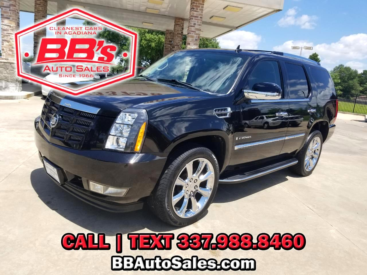 Cadillac Escalade 2WD Luxury 2008