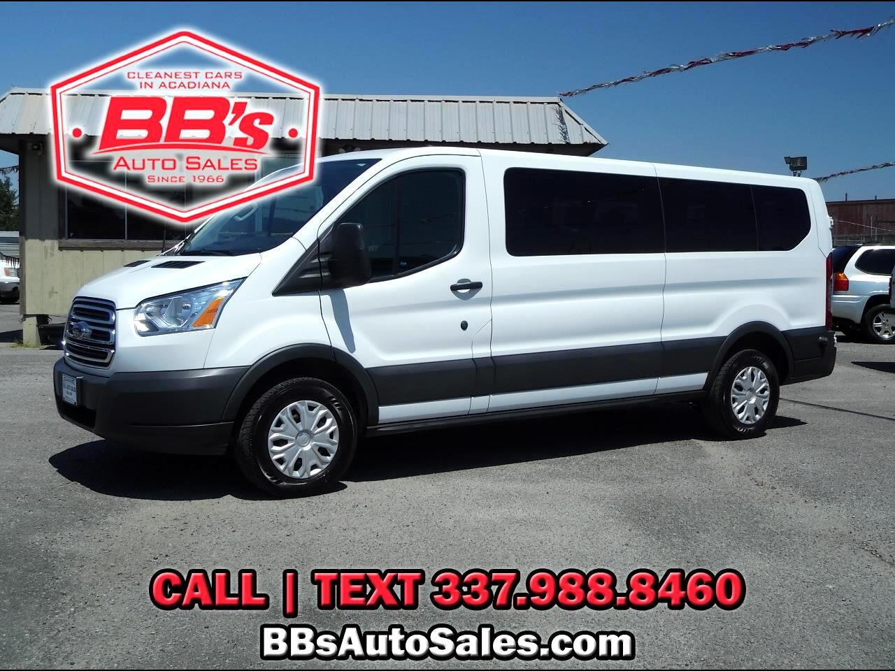 Ford Transit 350 Wagon Low Roof XLT w/Sliding Pass. 148-in. WB 2017