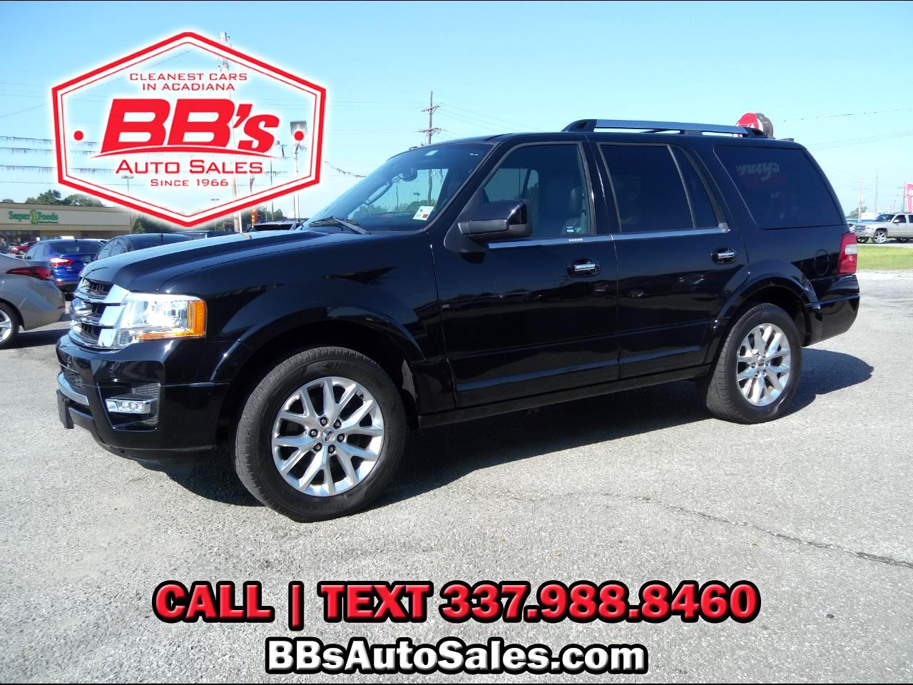 Ford Expedition Limited 2WD 2017