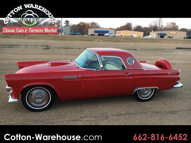 1956 Ford Thunderbird 2dr Conv w/Hardtop Deluxe