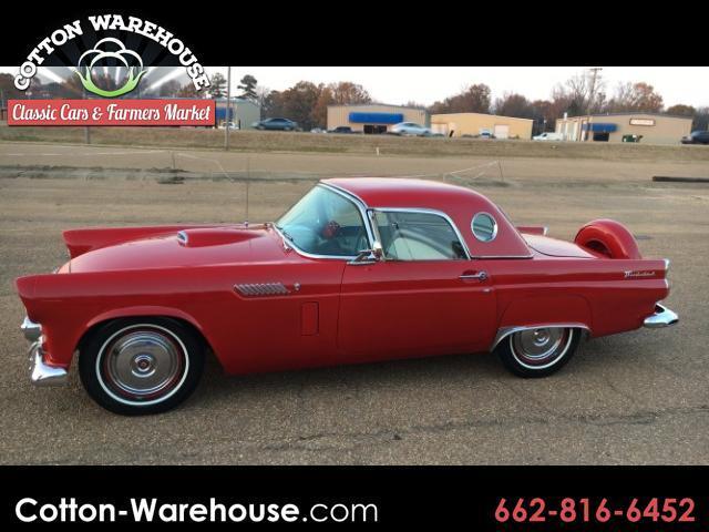 1956 Ford Thunderbird 2dr Conv w/Hardtop Deluxe