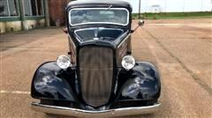 1936 Chevrolet 1/2 Ton Pickups