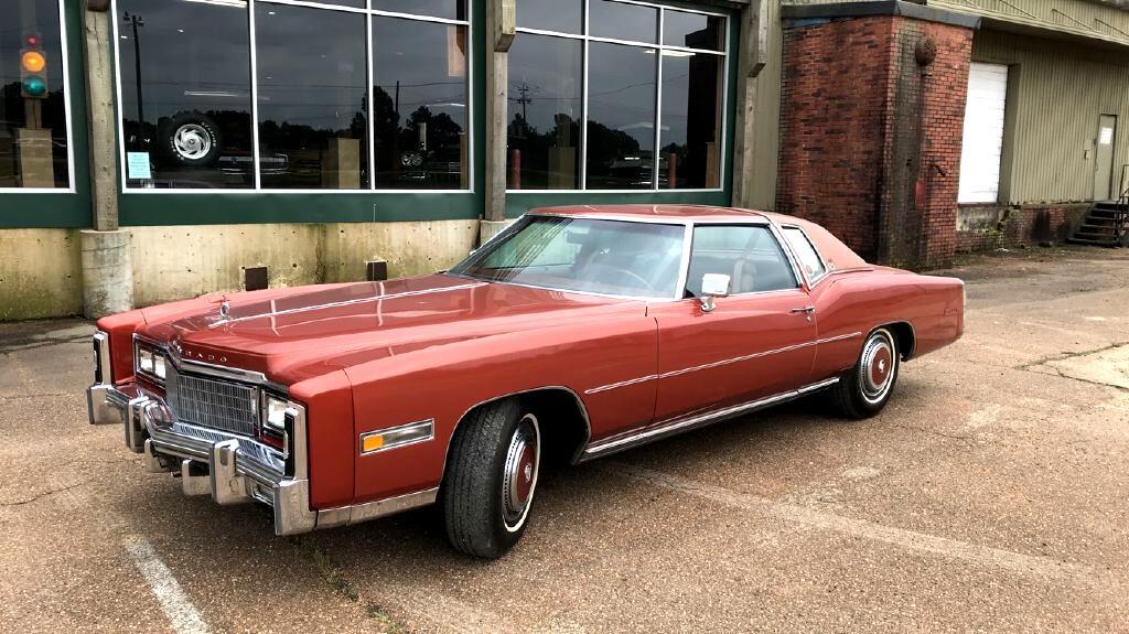 1977 Cadillac Eldorado 2dr Coupe
