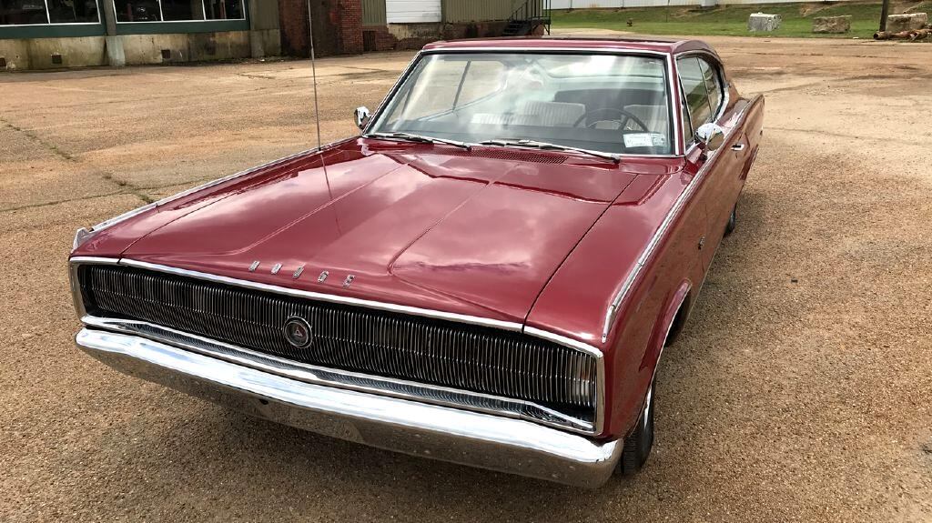 1967 Dodge Charger 2 DR COUPE
