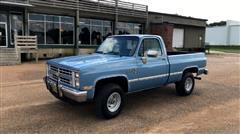 1987 Chevrolet C/K 10