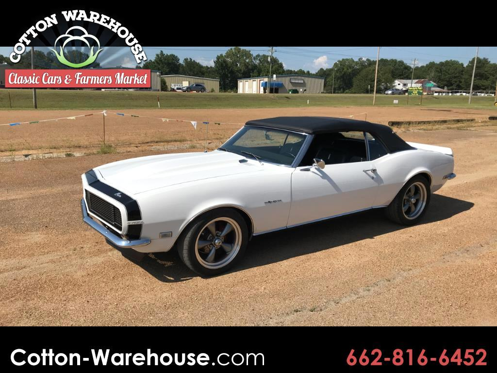 1968 Chevrolet Camaro 2dr Convertible RS