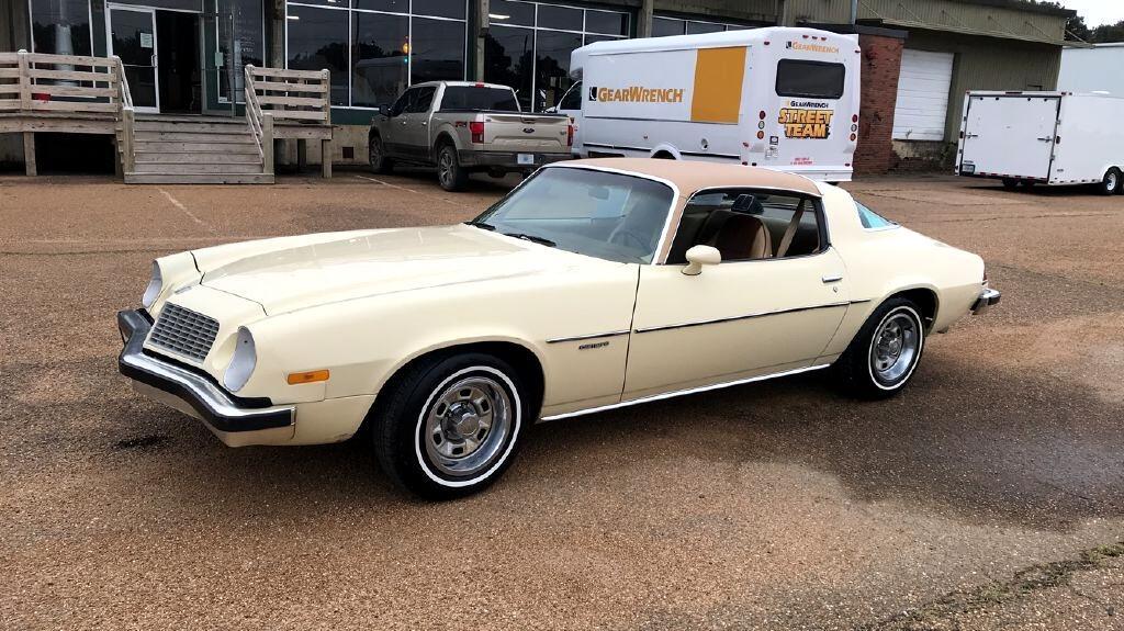 1976 Chevrolet Camaro Coupe