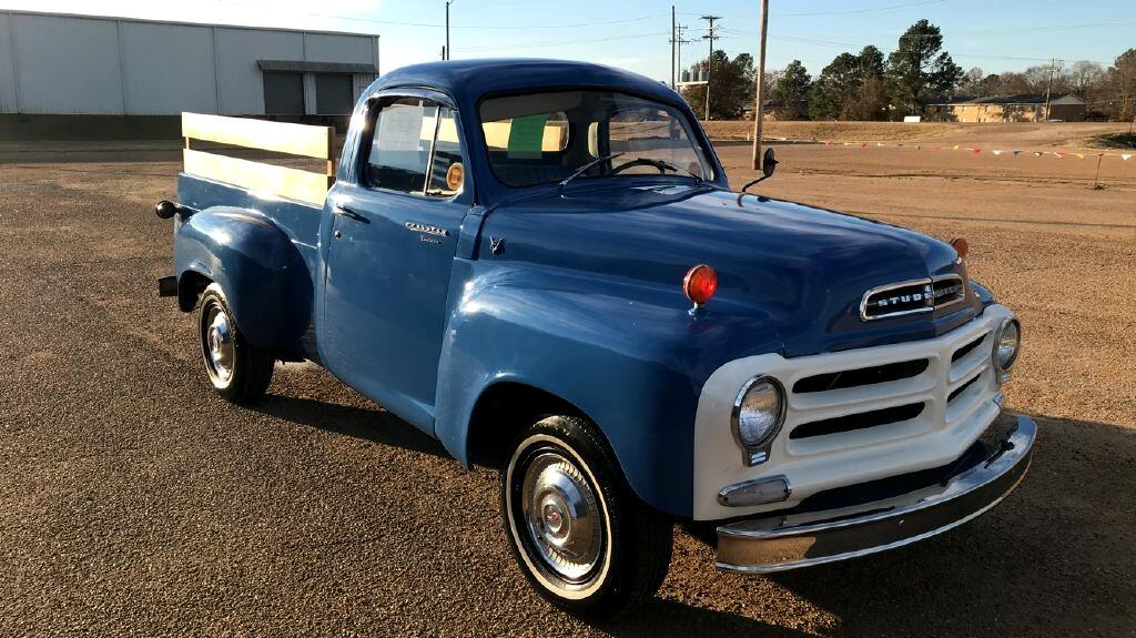 1956 Studebaker Transtar P/Up