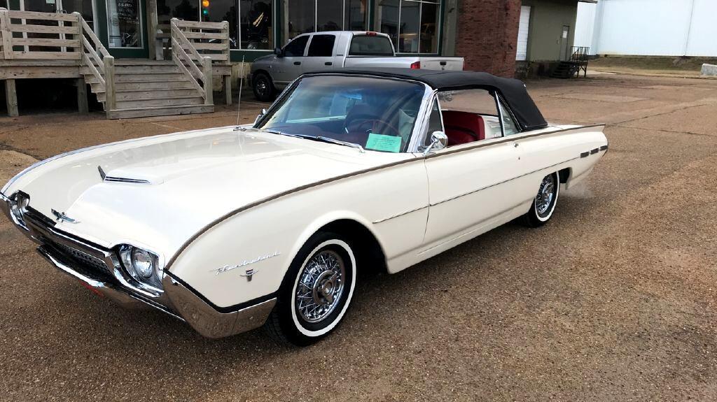1962 Ford Thunderbird 2dr Convertible Premium
