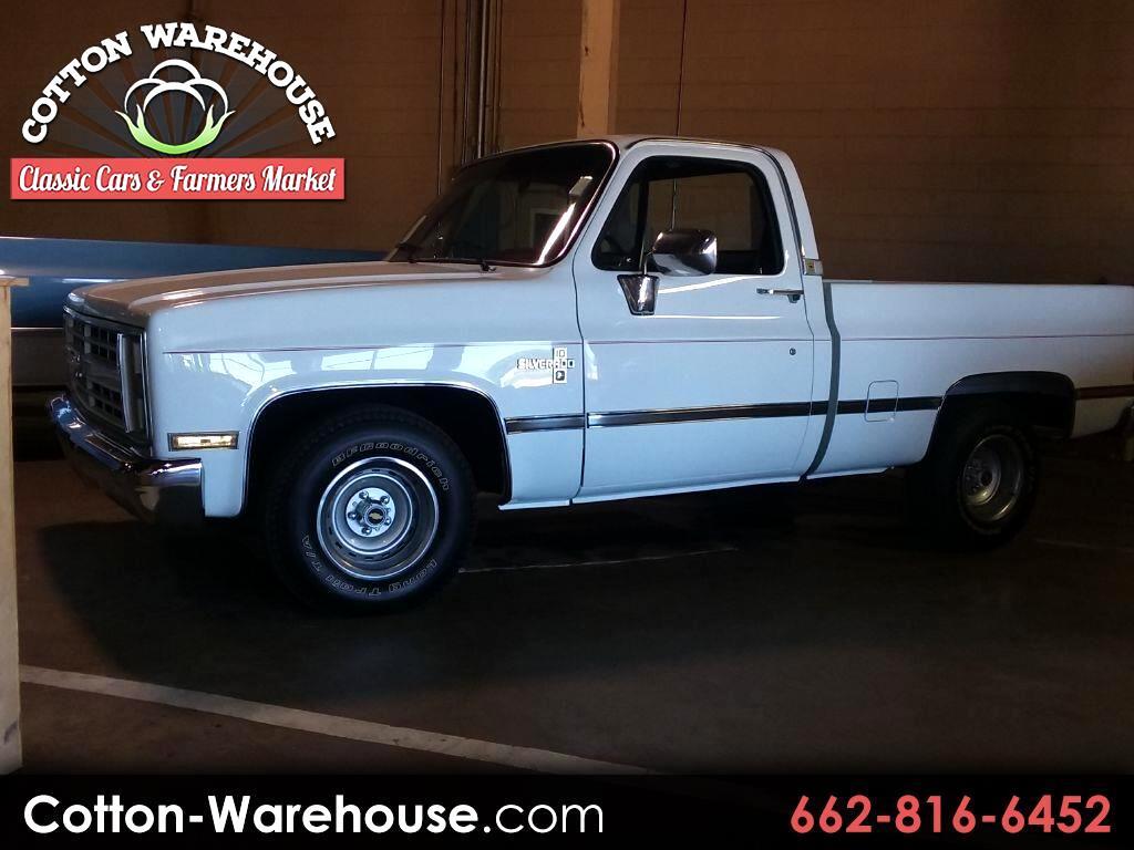 1986 Chevrolet C/K 10 Series C10 Silverado