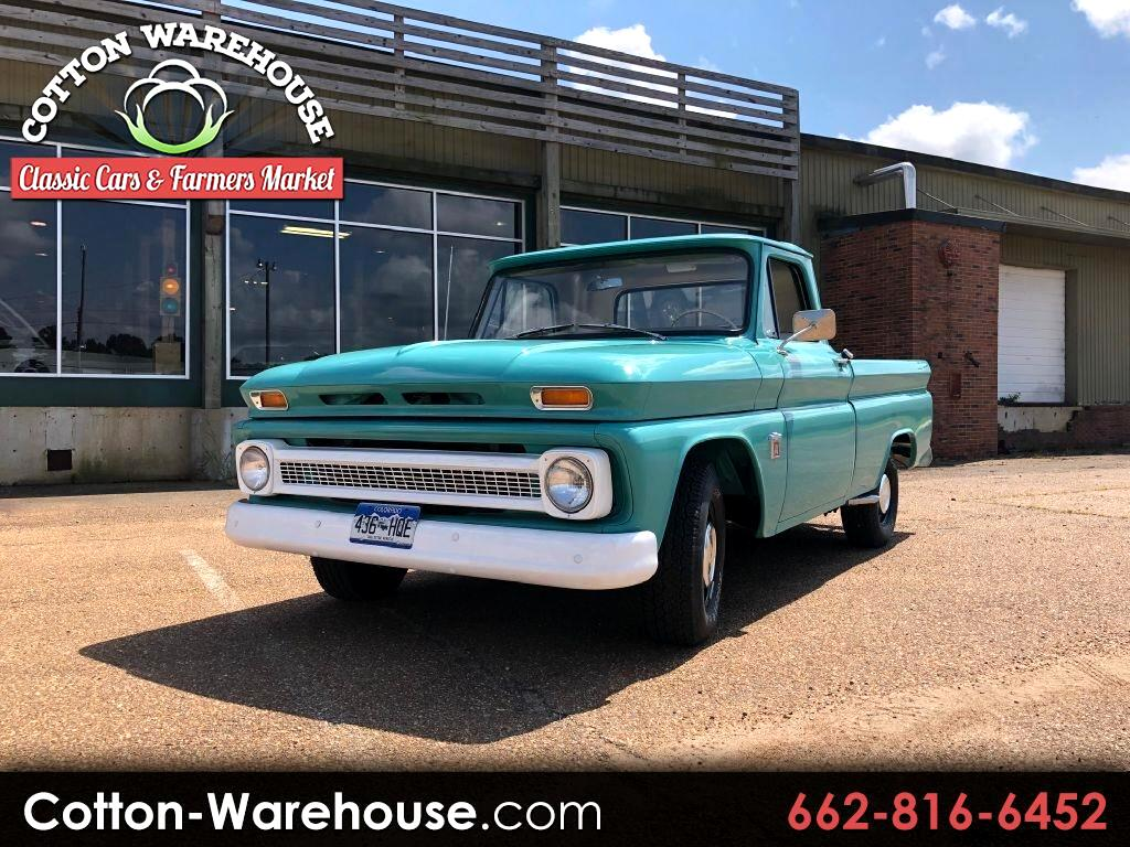 1964 Chevrolet C10 original color