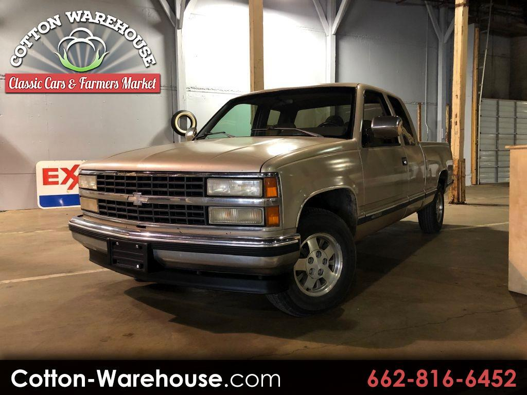 Chevrolet C/K 1500 Ext. Cab 6.5-ft. Bed 2WD 1993