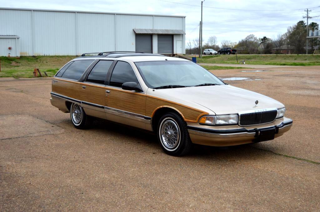Buick Roadmaster Wagon Estate 1996