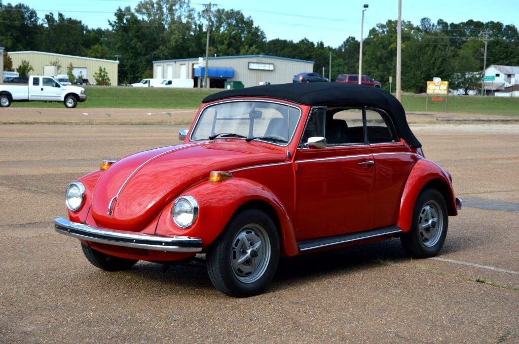 Volkswagen Super Beetle Convertibile 1972