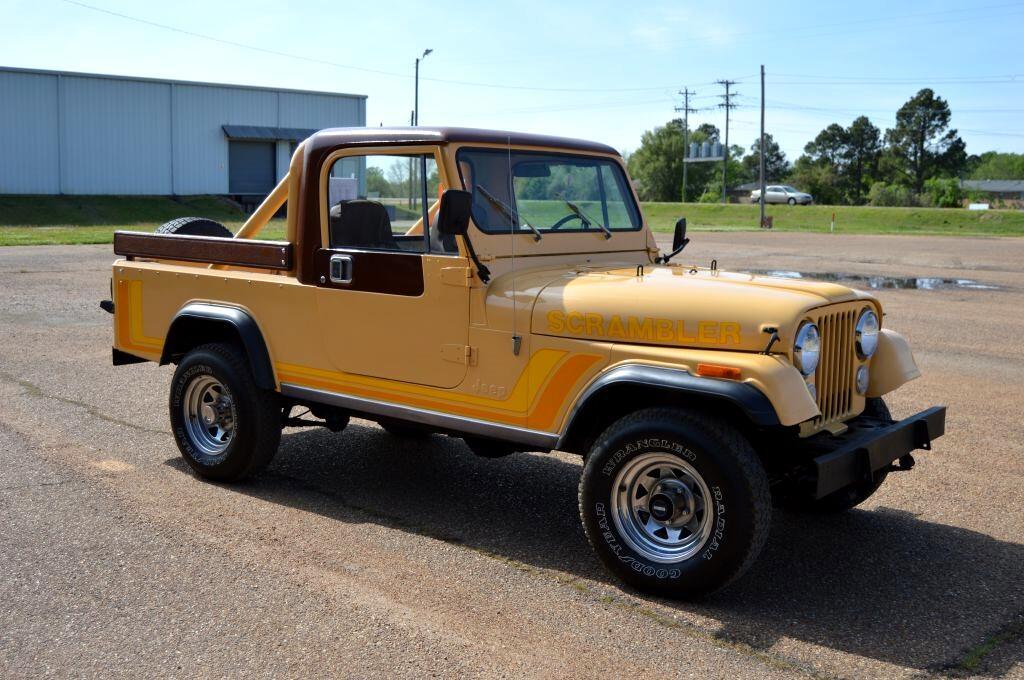 Jeep CJ8  1982
