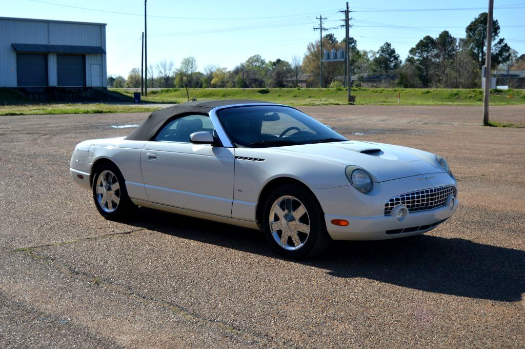 Ford Thunderbird 2dr Convertible Deluxe 2003