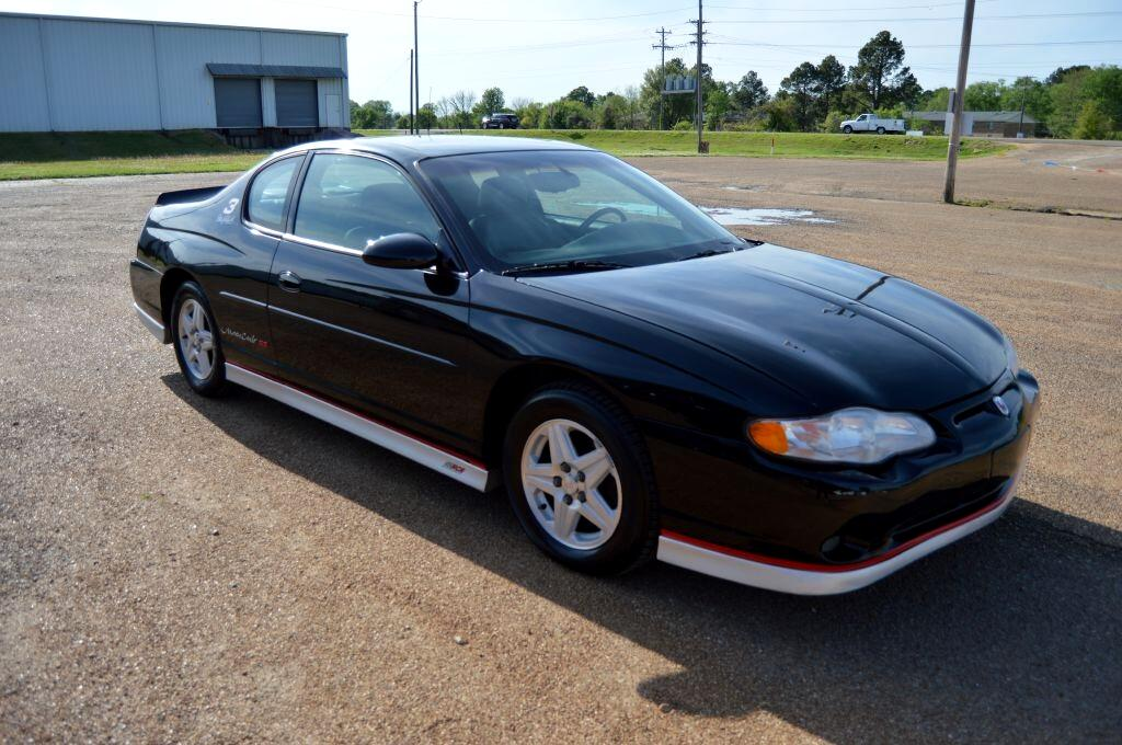 Chevrolet Monte Carlo SS Supercharged 2002