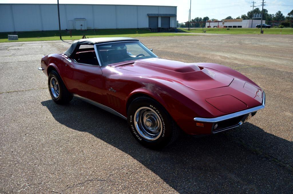 Chevrolet Corvette 2dr Conv 1969