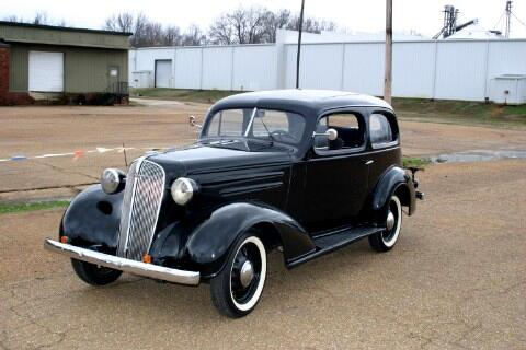 1936 Chevrolet Standard 2 DR. TOWN  CLUB SEDAN