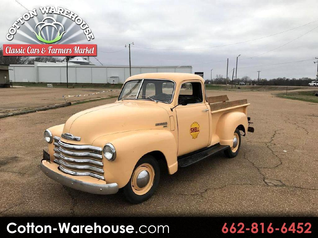 1949 Chevrolet Pickup ORIGINAL STEPSIDE