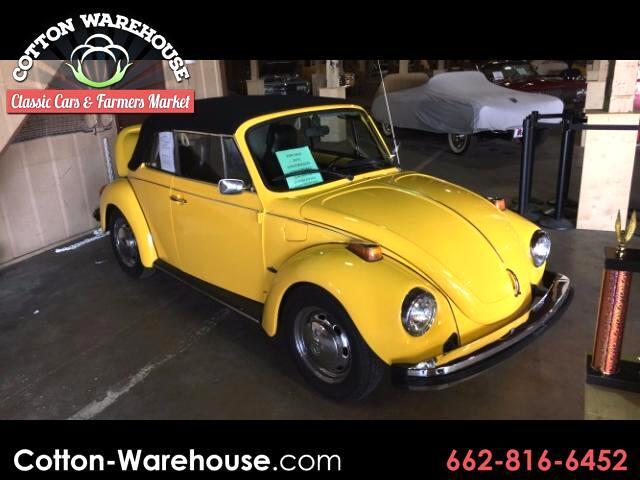1975 Volkswagen Beetle 1.8T Classic Convertible