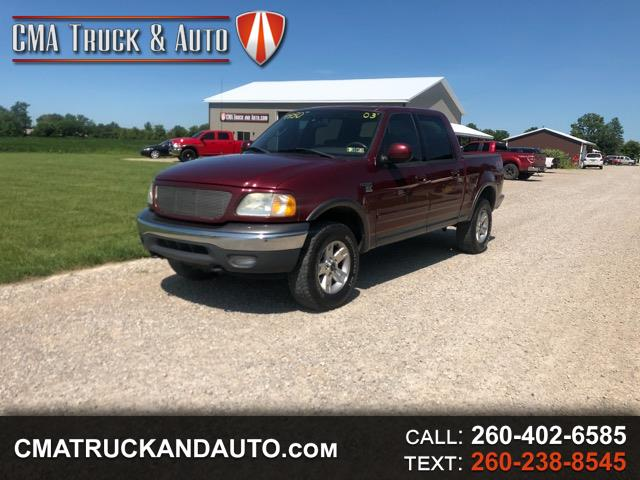 2003 Ford F-150 XLT 4WD