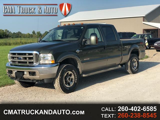 2003 Ford F-250 Crew Cab King Ranch