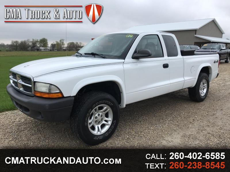 2004 Dodge Dakota Club Cab 4WD
