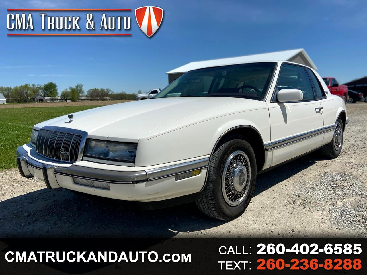 Buick Riviera 2dr Coupe 1992