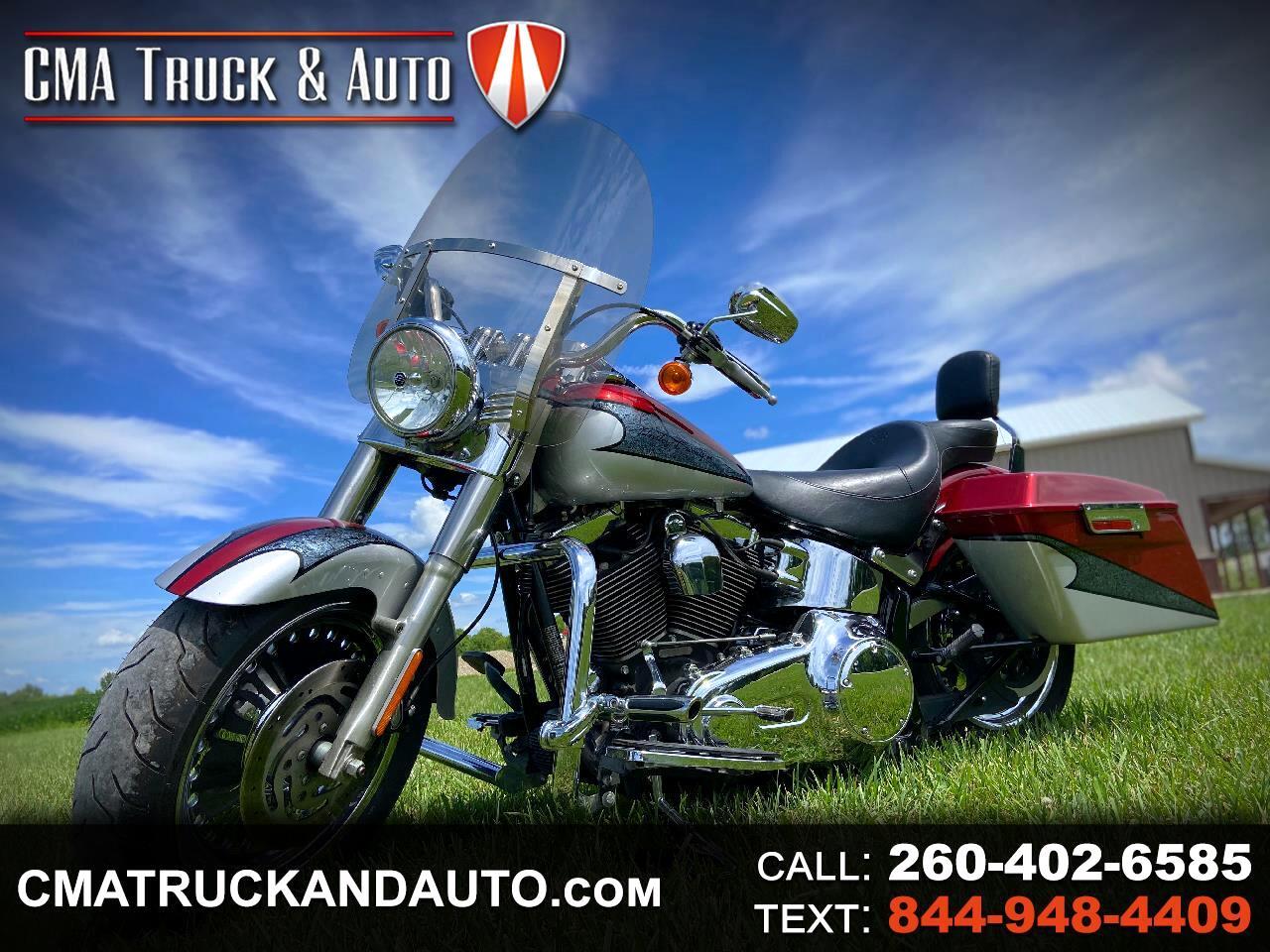 Harley-Davidson Fat Boy  2009