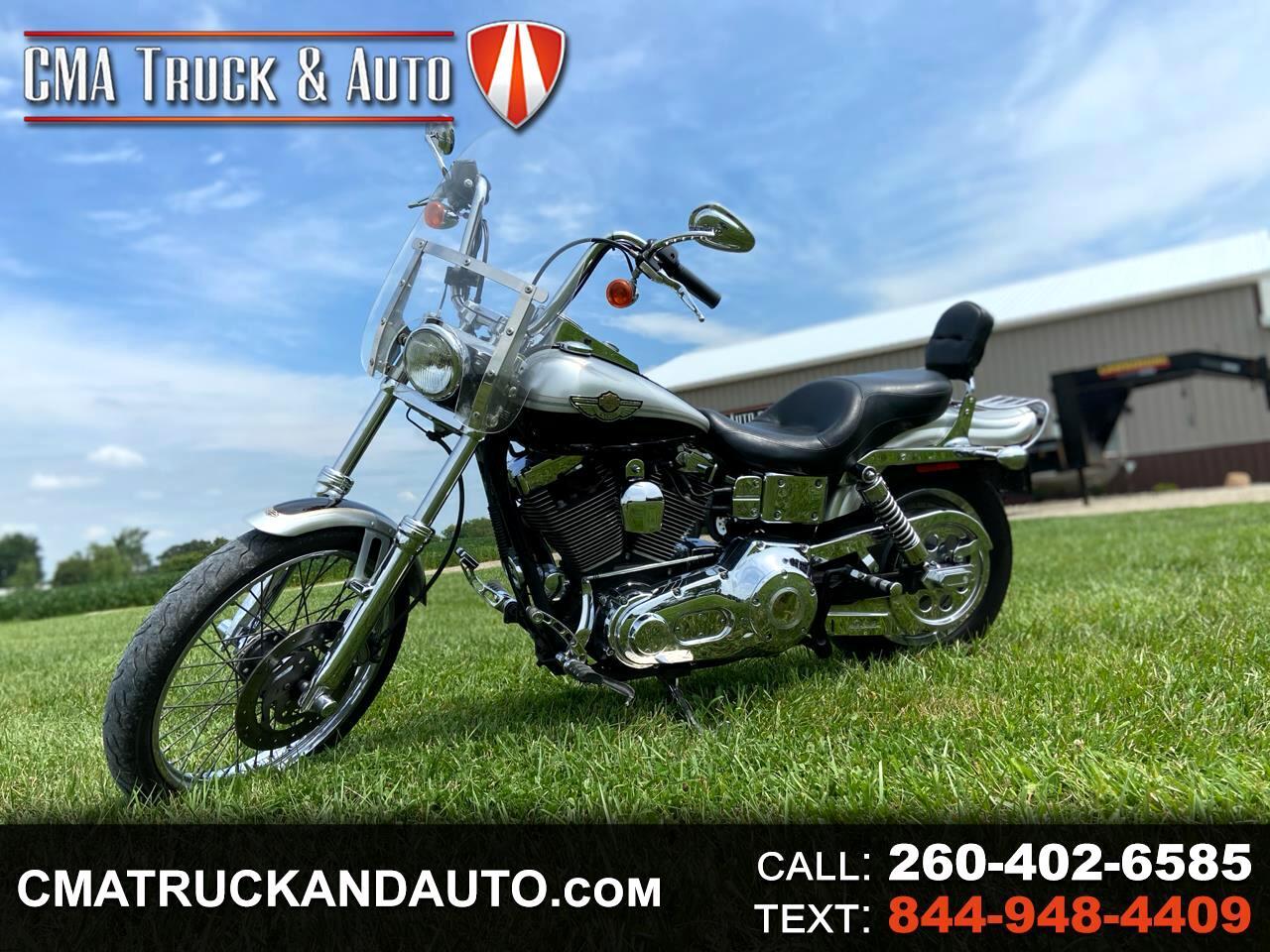 Harley-Davidson Dyna Wide Glide  2003