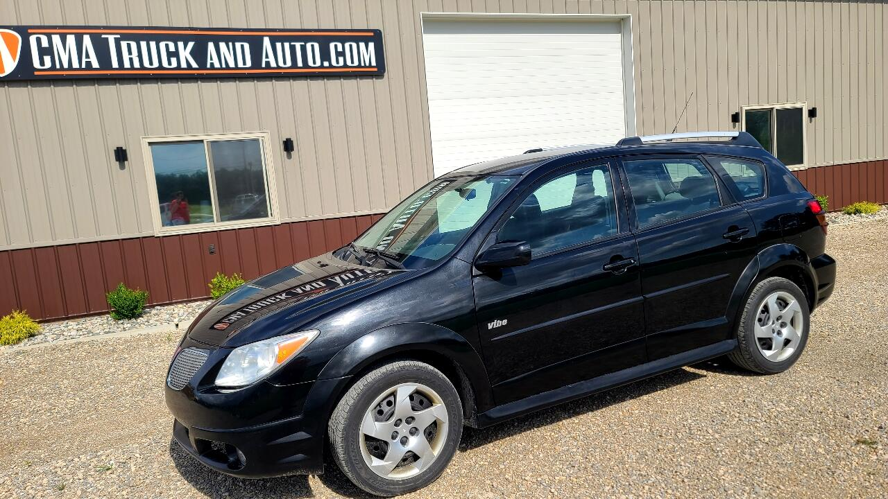 2008 Pontiac Vibe 4dr HB