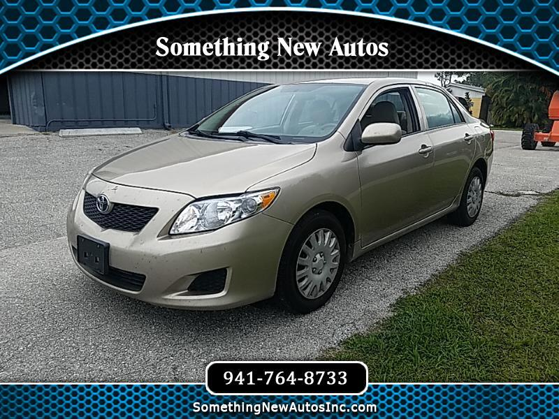 2009 Toyota Corolla For Sale >> Used 2009 Toyota Corolla S 4 Speed At For Sale In Port