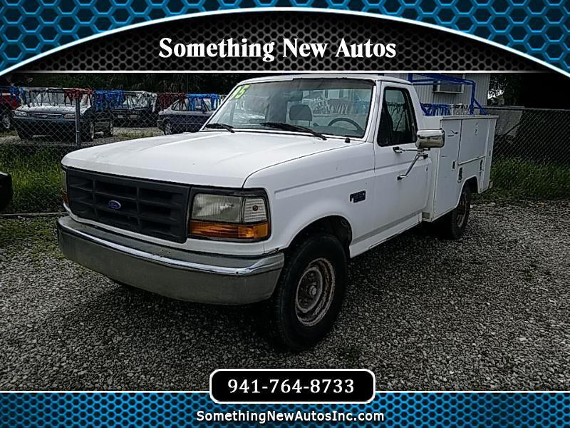 1995 Ford 3/4 Ton Trucks